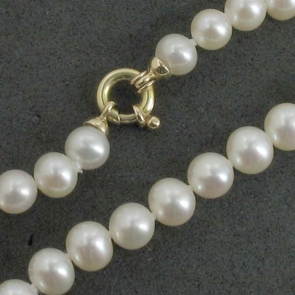 Bijou Perle Deau Douce : Bijoux d occasion oroccaz collier perles eau douce