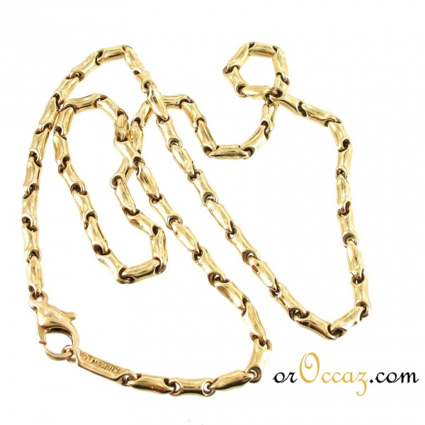 Collier maille osselet CHIMENTO